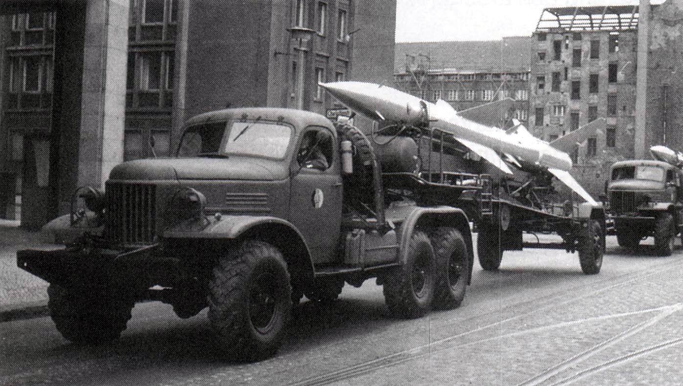 ... ZIL 157 was much better than USA M35A2