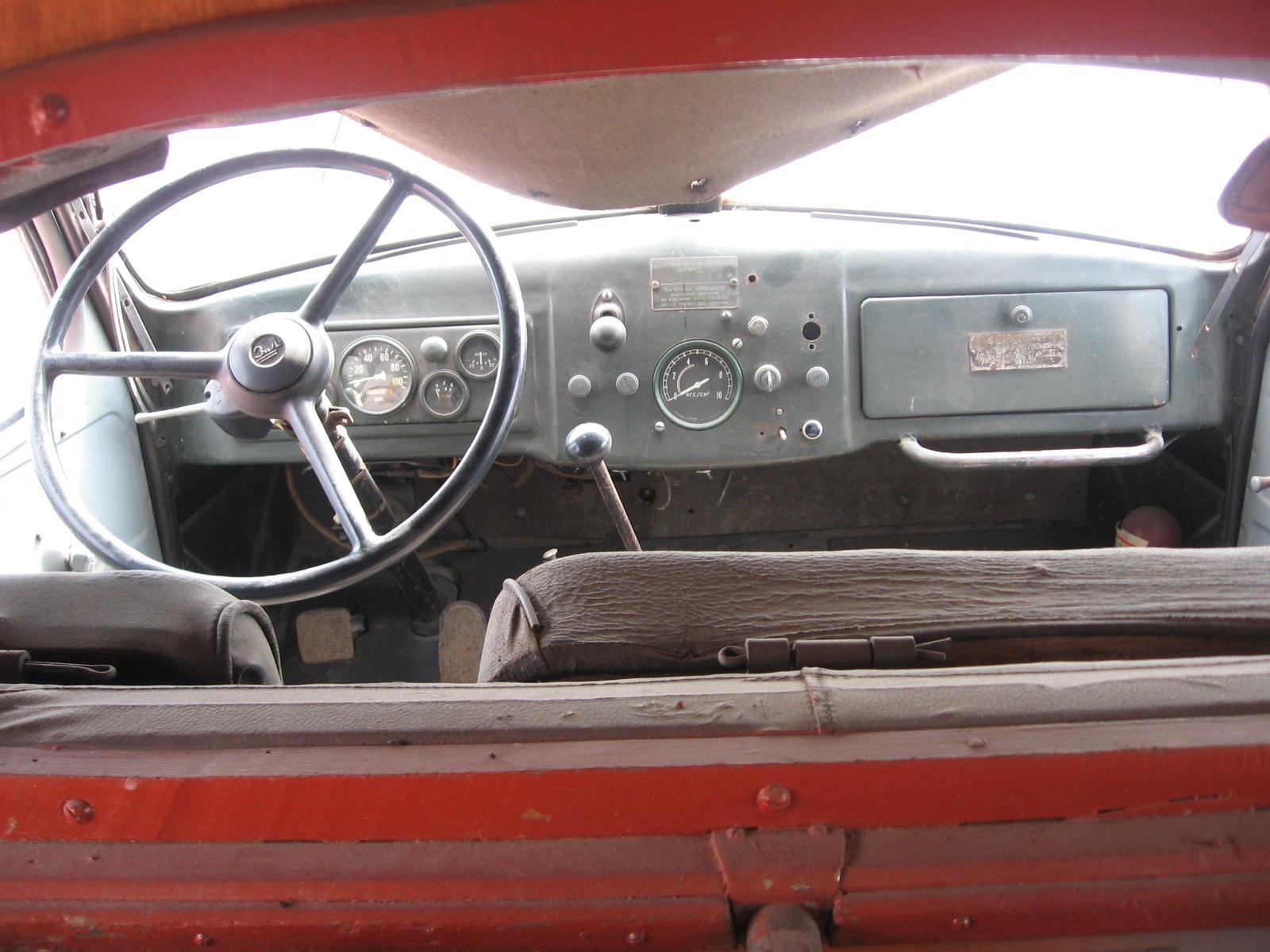 ЗиЛ 164, торпедо