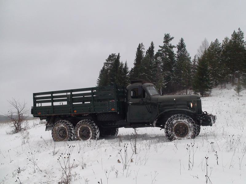 ЗиЛ 157КД